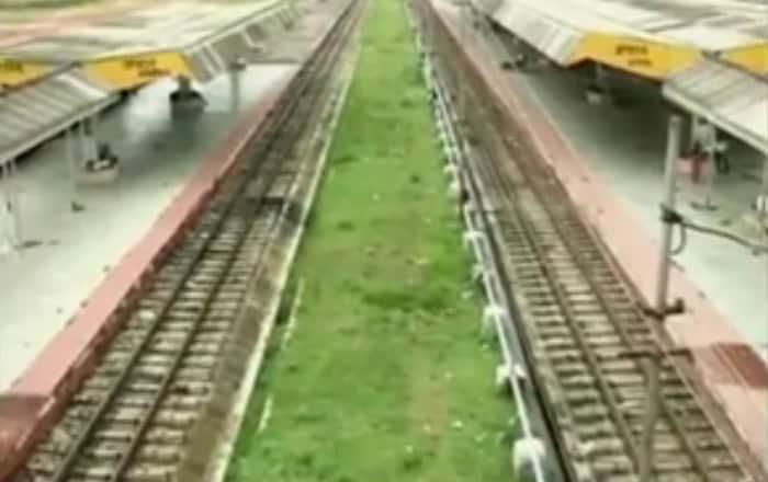 Agartala Akhaura rail project