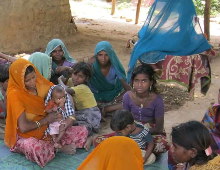 Tribal Mothers Count On Their Promised Day Of Healthcare