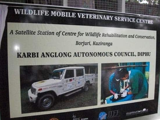 New Wildlife Rescue Centre Opens In Diphu
