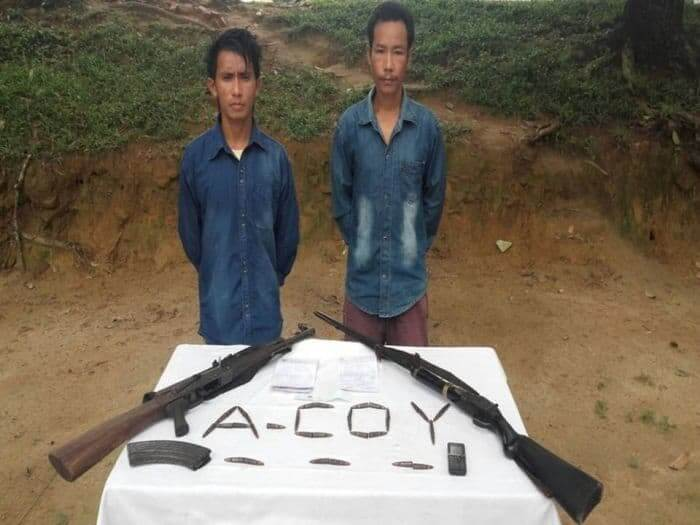 Two KPLT Militants Arrested in Karbi Anglong, Assam