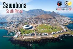 NEUFC travel to South-Africa-durban