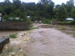 Flash Flood in Hamren Town