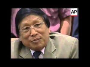 Thuingaleng Muivah, NSCN Secretary General