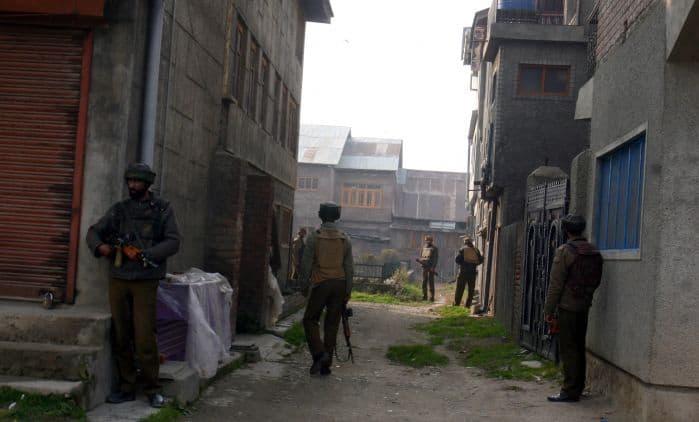 Encounter in Kashmir