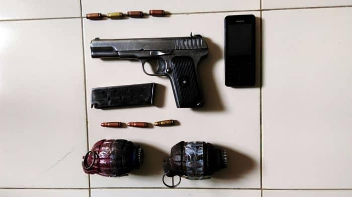 India: Uttar Pradesh Main Illegal Weapons State
