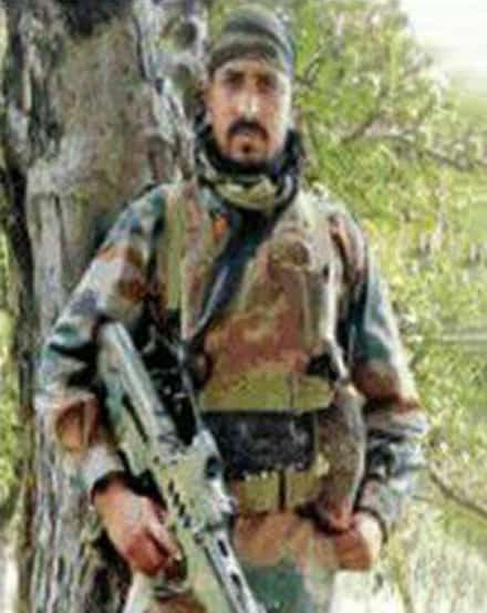 lance goswami, Special Forces Commando