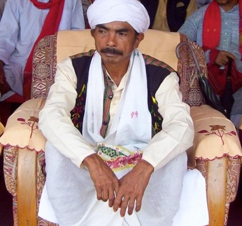 The Karbi King, Harsing Ronghang.