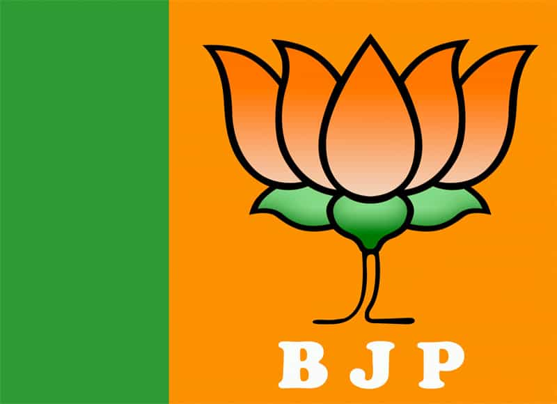 bjp lotus blossoms in assam.
