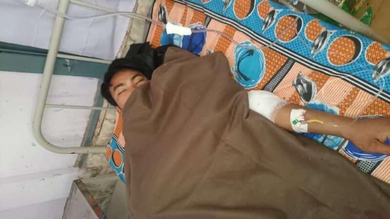 injured upla cadre.