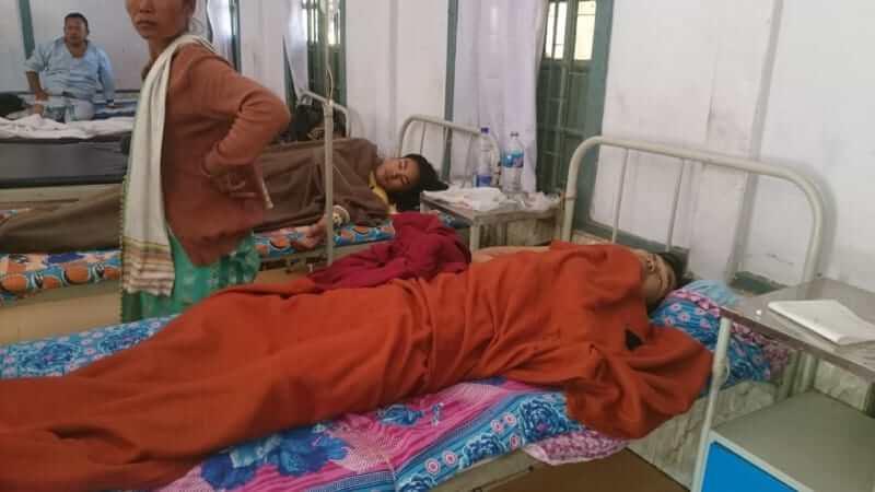 Diphu Police Arrest 2 UPLA Cadres, Arms Seized