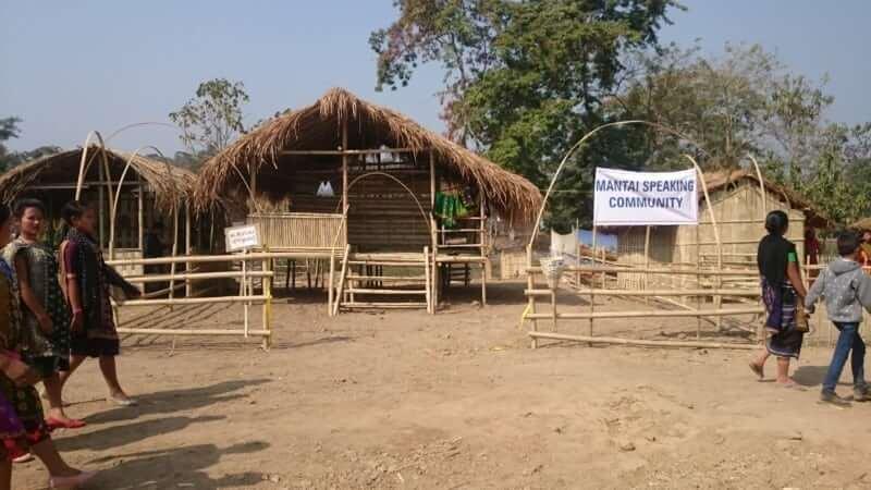 Mantai speaking community.