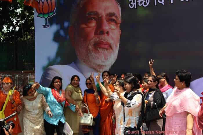 Indian Muslims Hope Modi's Regional Outreach Pays Dividends 1