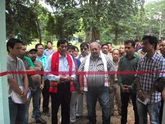 New Wildlife Rescue Centre Opens In Diphu 4