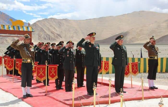 Photos: Indian Army Hosts Chinese PLA On 69th Independence Day 1