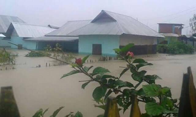 manipur-homes-flooded