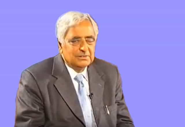 Mufti Sayeed