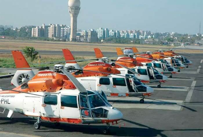 pawan hans helicopters