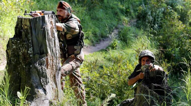 Kashmir: Pakistani Militant Captured, Four Others Killed 1
