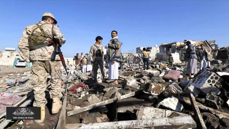 7 Indian Nationals Missing After Saudi-Led Airstrikes Hit Boats in Yemen 1