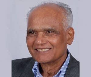 Santeshivara Lingannaiah Bhyrappa
