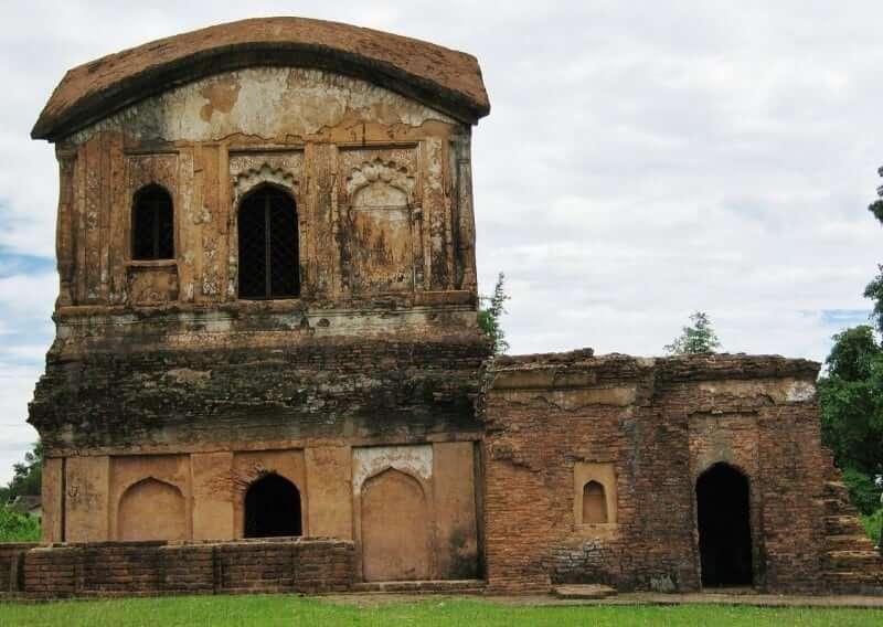 Kachari Palace