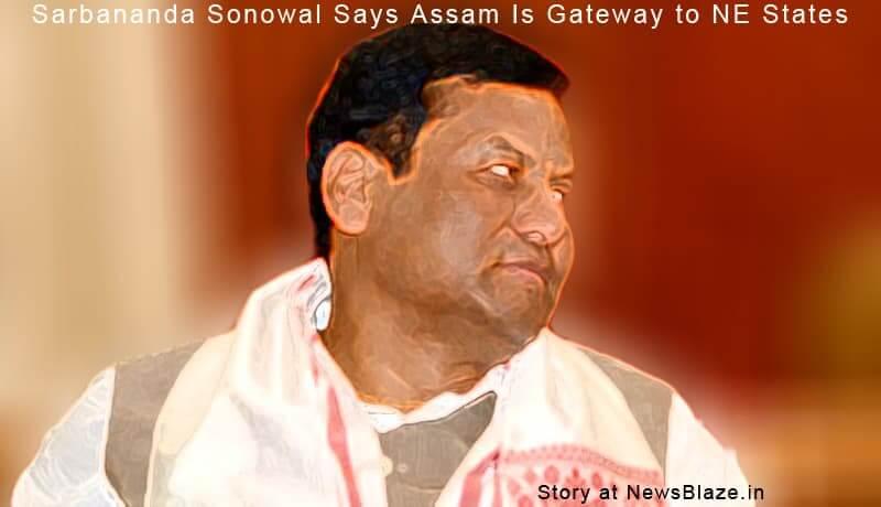 Sarbananda Sonowal.