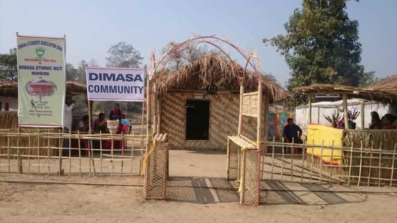 Dimasa community.