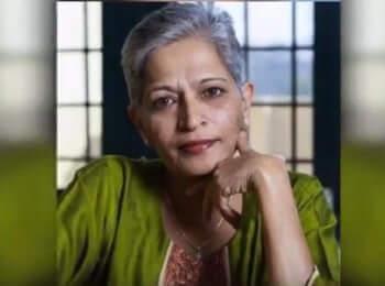 journalist gauri lankesh.
