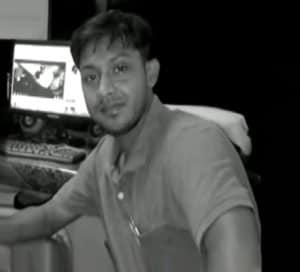 journalist shantanu bhowmik.