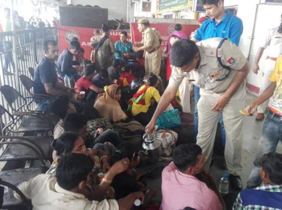 feeding illegal bangladeshis.