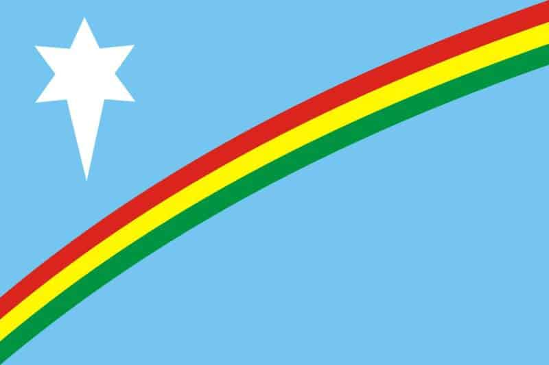 unofficial nagaland flag