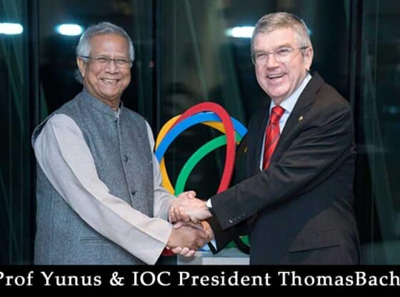 prof yunus ioc president thomas bach. Photo c/o Yunus Centre