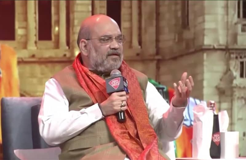 peace accord, union home minister amit shah