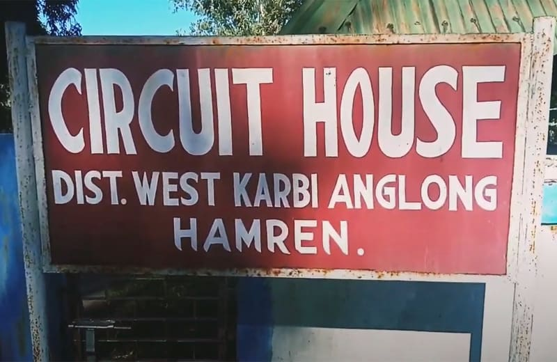 Joint Border Coordination Meeting held at circuit house hamren. youtube screenshot.