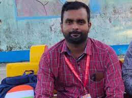 journalist manish kumar singh killed